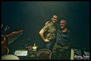 Georges Augier de Moussac et moi