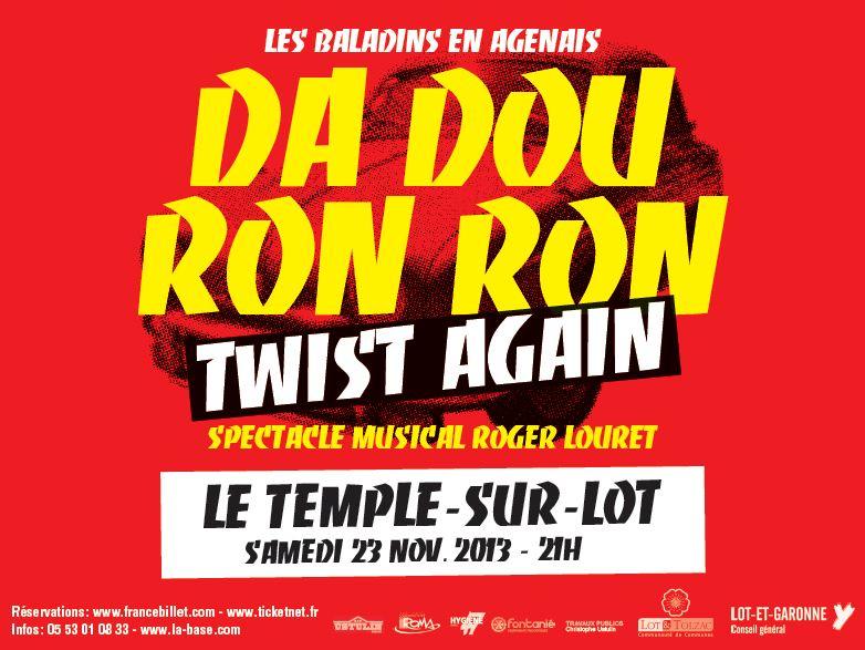 Da Dou Ron Ron Le Temple sur Lot