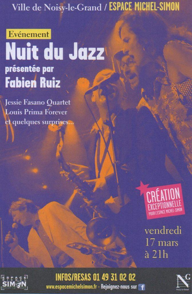 Evènements jazz
