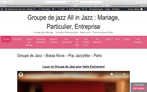Groupe All in Jazz